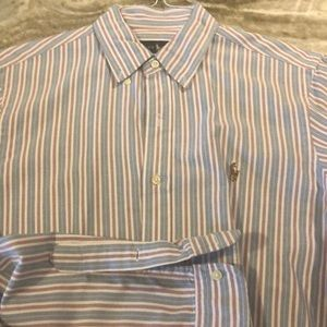 Men's M polo Ralph Lauren button down